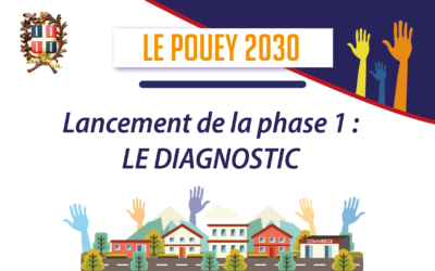 "Etude ""Le Pouey 2030"""