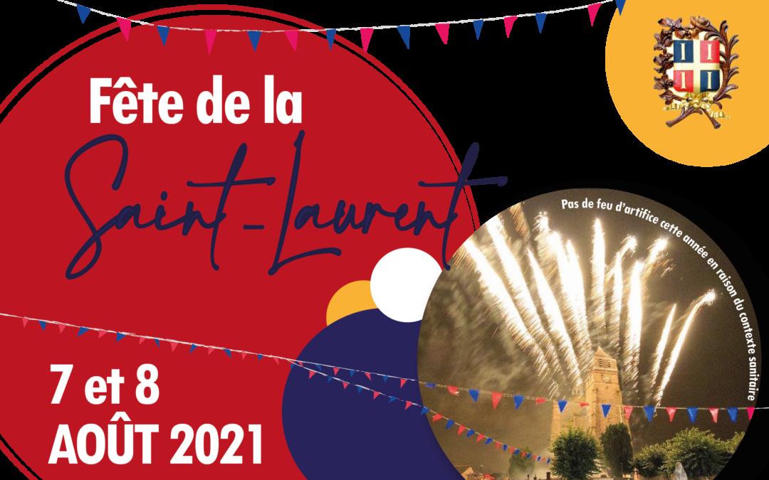 Fête de la Saint-Laurent 2021