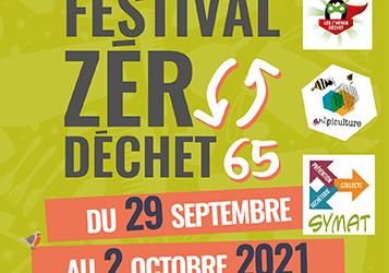 Festival Zéro Déchet du SYMAT